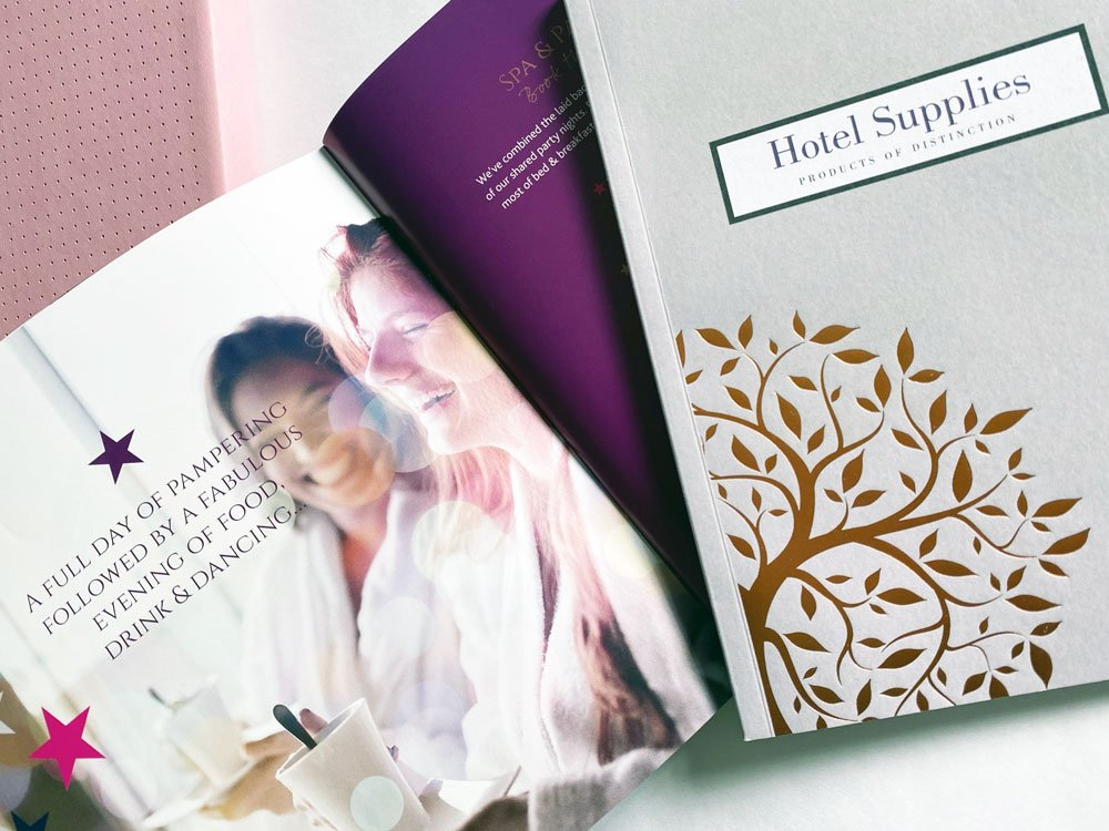 Brochure design, Hampshire
