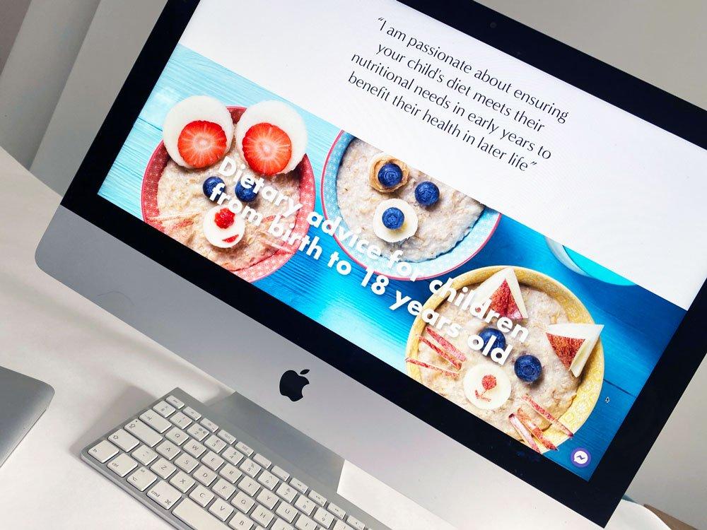 Website design, Hampshire